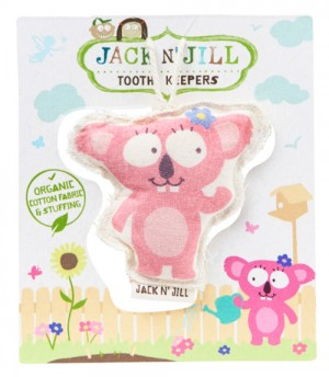 Jack N' Jill Tooth Keeper Koala