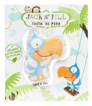 Jack N' Jill Tooth Keeper Tickle