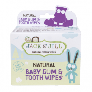 Jack N' Jill Baby Gum & Tooth Wipes (25pc)